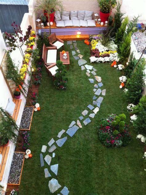 Jardines pequeños y bonitos 60 imágenes e ideas modernas ...