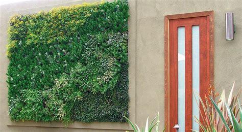 Jardines verticales: paredes verdes | Noticias al instante ...
