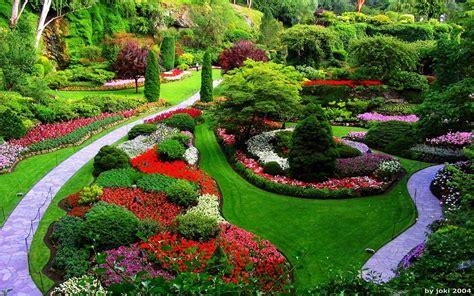 Jardines y paisajes con flores   Imágenes   Taringa!