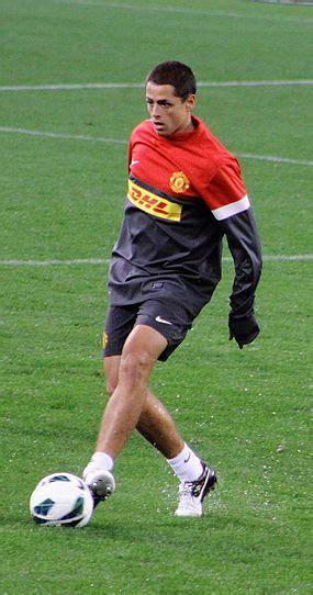 Javier Hernández Balcázar — Wikipédia