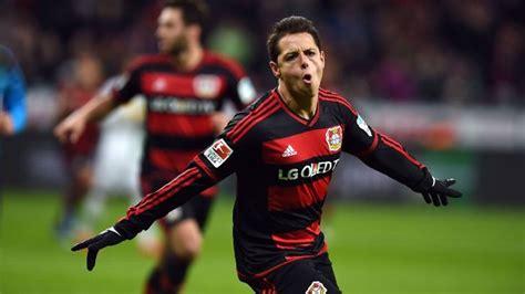 Javier Hernandez hat trick; Bayern Munich defeat ...