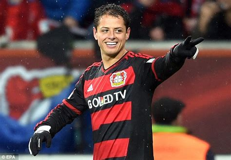 Javier Hernandez: Manchester United s fans wanted me to ...