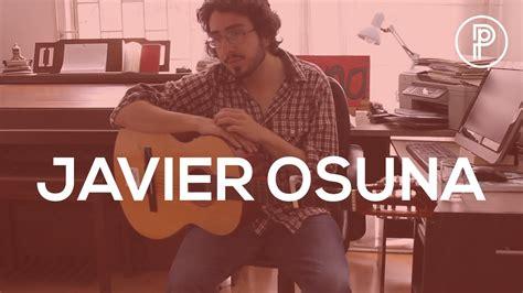 Javier Osuna dedica una canción a las víctimas de los ...