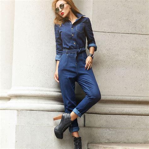 Jean Jumpsuit | Dressed Up Girl