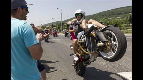 Jerez de la Frontera recibe la visita de 1.400 motos en el ...