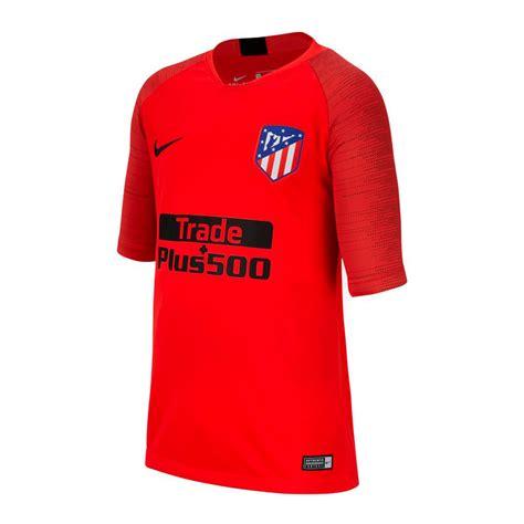 Jersey Nike Kids Atletico Madrid Breathe Strike Top SS ...