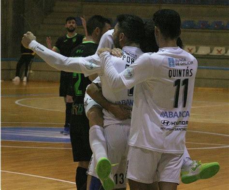 JERUBEX Santiago Futsal ofrece su mejor versión, y derrota ...