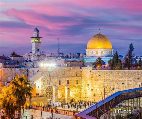 Jerusalem is Capital of Israel   Liberty Counsel