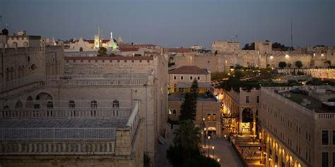Jerusalem Recognized as Israel's Capital by RON | ICEJ USA