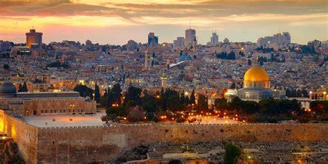 Jerusalem vs. Tel Aviv   What is the Capital of Israel ...