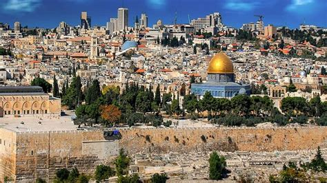 Jerusalem will continue to remain Israel s capital forever ...