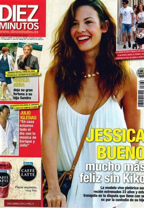 Jessica Bueno, mas feliz que nunca – iRevista.es