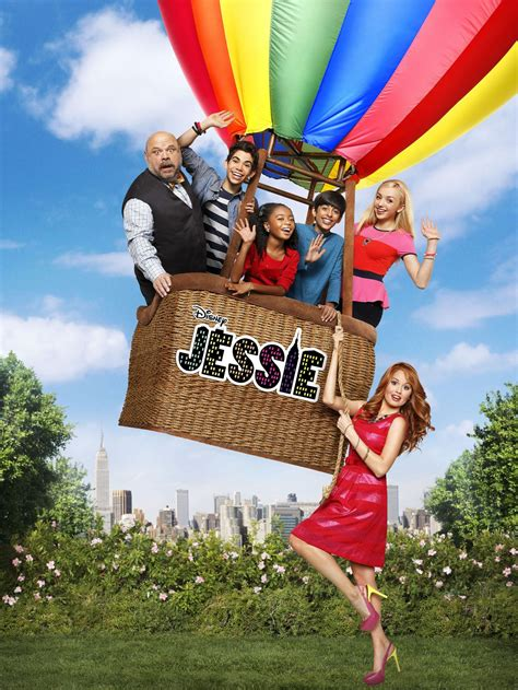 Jessie TV Show: News, Videos, Full Episodes and More | TV ...