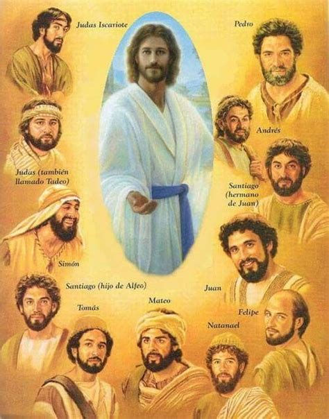Jesus and his 12 disciples. | Jesus christ images, Jesus ...
