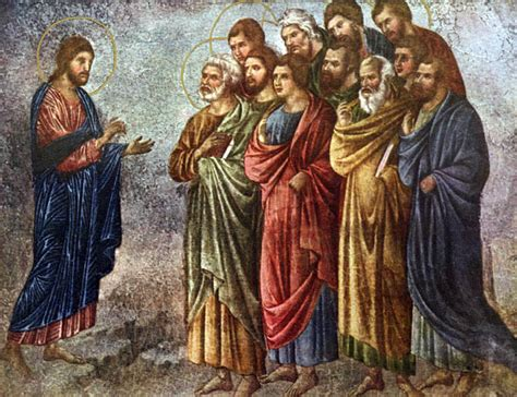 Jesus and the Apostles   Uncyclopedia, the content free ...