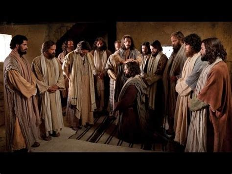 Jesus Calls Twelve Apostles to Preach and Bless Others ...