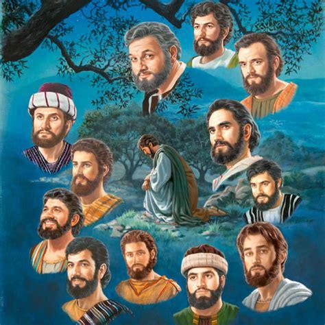 Jesus Chooses Twelve Apostles — Watchtower ONLINE LIBRARY