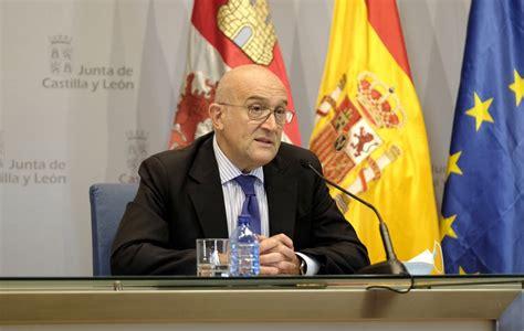 Jesús Julio Carnero es el segundo miembro del gabinete de ...