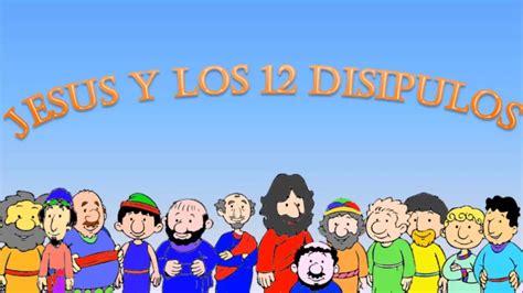 JESÚS LLAMA A LOS 12 DISCÍPULOS   YouTube