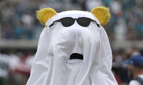 Jets: Jaguars' mascot mocked Sam Darnold's 'seeing ghosts ...