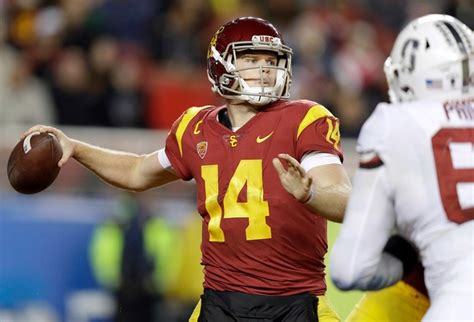 Jets  NFL Draft watch: Games to monitor with Sam Darnold ...