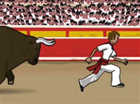 Jeu Extreme Pamplona   Jeu Flash en ligne   ZeBest 3000