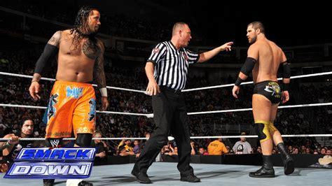 Jey Uso vs. Curtis Axel: SmackDown, April 25, 2014   YouTube