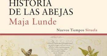 Jimena de la Almena: RESEÑA: Historia de las abejas.