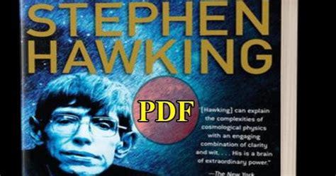 jjbgonline: Breve Historia del Tiempo   Stephen Hawking