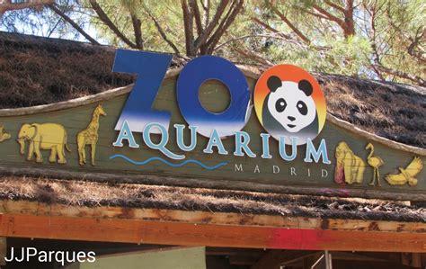 JJParques: ¡Un dia en Zoo de Madrid!