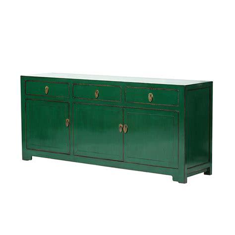 JM681 Mueble aparador de diseño oriental 180 madera color ...