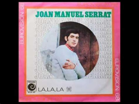 Joan Manuel Serrat   Poema de Amor   En Italiano     YouTube