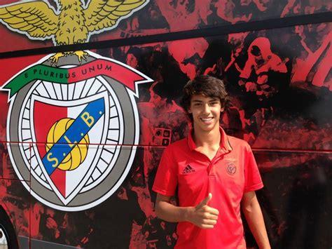 João Félix: 16 anos, ex FC Porto e estreante no Benfica B ...