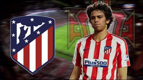 João Félix | Atlético Madrid Player Analysis   YouTube