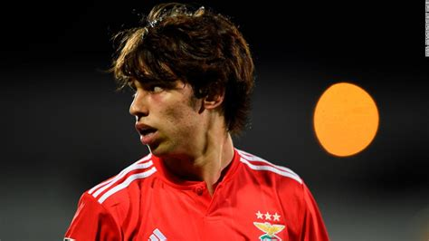 Joao Felix: Atletico Madrid signs teenager in fifth ...