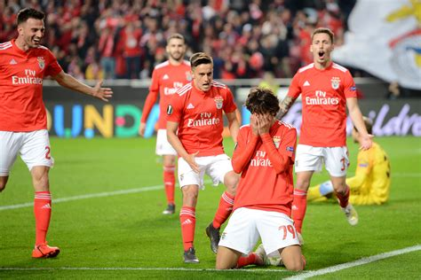 Joao Felix Benfica Goal v Setubal Turns Out To Be The Game ...