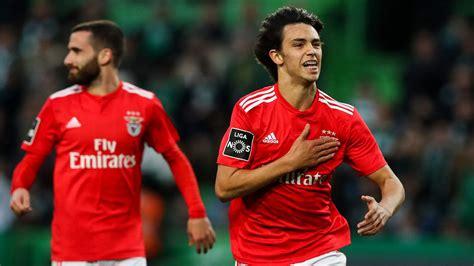 João Félix Benfica Primeiros Dérbis Sporting Futebol   SL ...