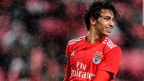 Joao Felix: Benfica teen hailed as the next Cristiano ...