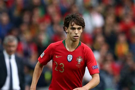 Joao Felix could soon join Atletico Madrid after £100m ...