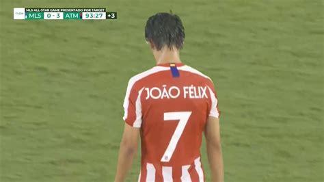 Joao Felix Crazy Debut Games For Atletico Madrid! | Pre ...