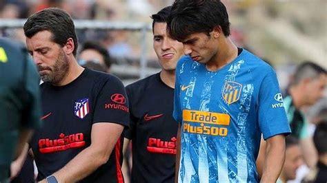 Joao Felix debut   Atletico Madrid vs Numancia   All ...