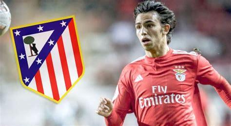 João Félix é oficialmente do Atlético Madrid | SÓ FUTEBOL ...