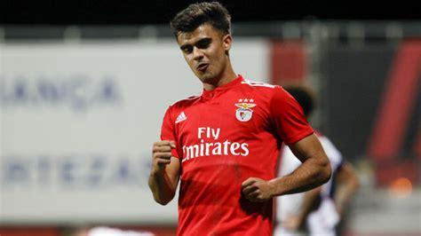 João Félix: el Mejor Joven de enero de Liga NOS   SL Benfica