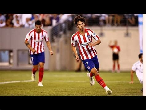 joao felix goals and assists in atletico madrid   YouTube