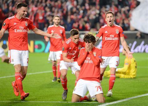 Joao Felix: Manchester United transfer target scores hat ...