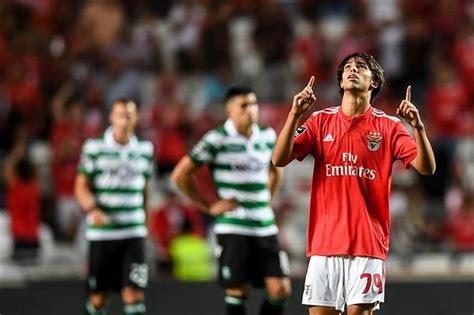 João Félix.  No FC Porto, perdi a alegria  | Vídeo