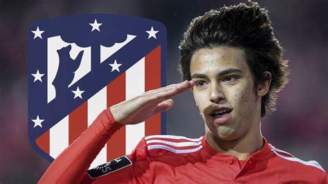 Joao Felix out to emulate Atletico s Portuguese greats ...