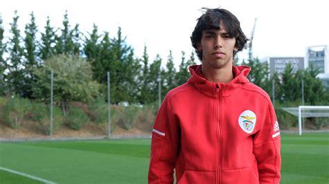 João Félix renova por 4 épocas   SL Benfica