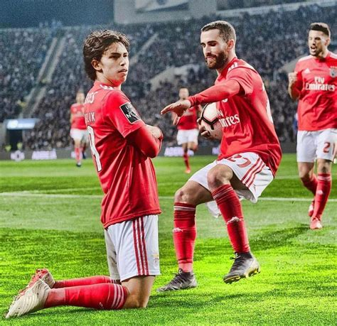 João Félix Scored a Record Breaking Hat Trick in the ...