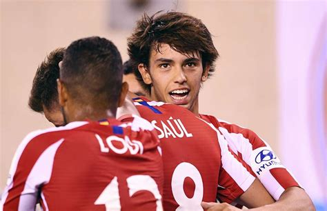 Joao Felix shows why he cost £113m during Atletico Madrid ...